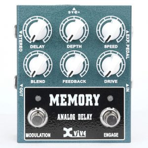 Xvive W3 Memory Analog Delay
