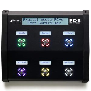 Fractal Audio FC-6 Foot Controller
