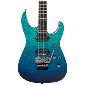 Jackson SL2Q MAH Soloist Serie Pro – Caribbean Blue Fade – EB