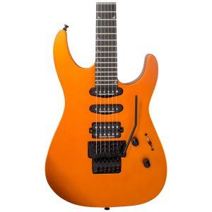 Jackson SL3 Soloist Serie Pro – Satin Orange Blaze