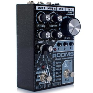 Death By Audio Rooms Stereo Reverb