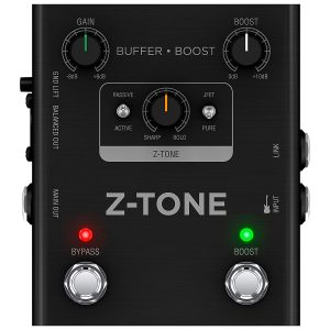 IK Multimedia Z-Tone Buffer Boost