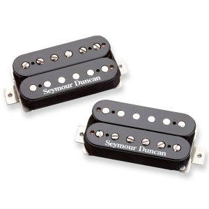Seymour Duncan SH-18s Whole Lotta HB Set Black