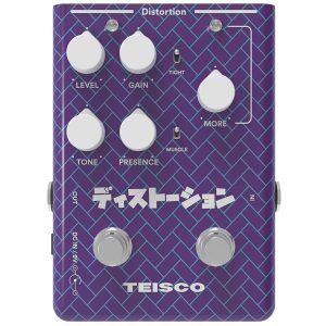 Teisco Distortion Pedal