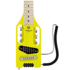 Traveler Guitar Ultra-Light Electric (Electric Yellow)
