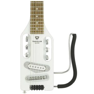 Traveler Guitar Ultra-Light Electric (Gloss White)
