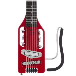Traveler Guitar Ultra-Light Electric (Torino Red)