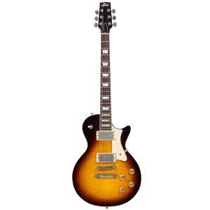 Heritage Standard H-150 Electric Guitar con Case, Original Sunburst (Artisan Aged)