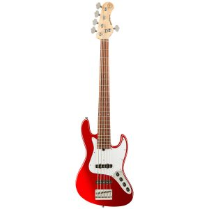 Sadowsky MetroExpress JJ 5 – Candy Apple Red Metallic – PF