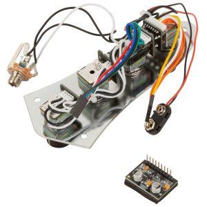 Sadowsky Preamp Onboard Para Bajo VTC (4-Knob System)