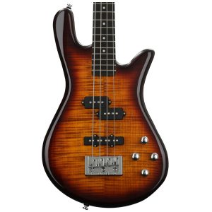 Spector Legend 4 Standard Tobacco Sunburst Gloss