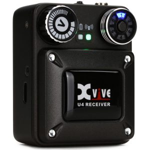 Xvive U4R In-Ear Receptor Adicional Para Sistema U4