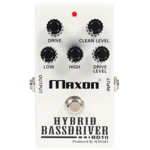 Maxon BD10 Hybrid Bass Driver