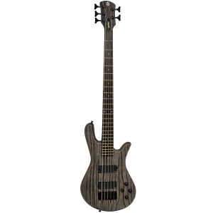 Spector NS Pulse 5 – Carbon Series – Charcoal Grey