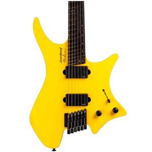 .strandberg* Boden Metal 6 Neck-Thru Ebony Yellow