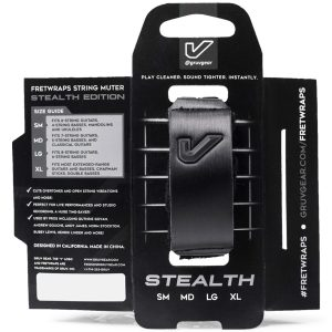 Gruv Gear FretWraps Stealth Edition (Large)