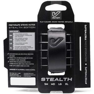 Gruv Gear FretWraps Stealth Edition (Small)