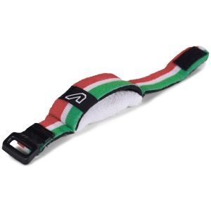 Gruv Gear FretWraps World Flags Green/White/Red (Medium)