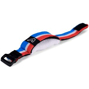 Gruv Gear FretWraps World Flags Red/White/Blue (Medium)