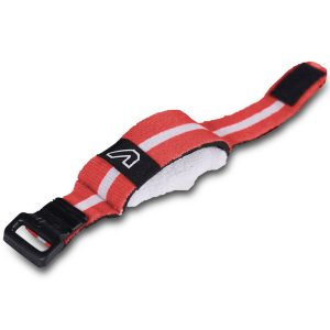 Gruv Gear FretWraps World Flags Red/White (Medium)