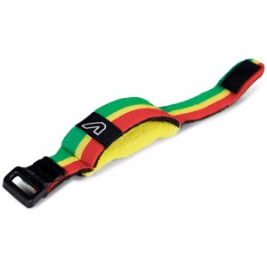 Gruv Gear FretWraps World Flags Red/Yellow/Green (Medium)
