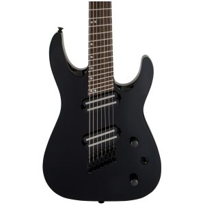 Jackson DKAF7 MS Dinky Serie X, Laurel Fingerboard, Gloss Black