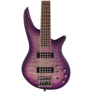 Jackson JS3Q Spectra V – Purple Phaze