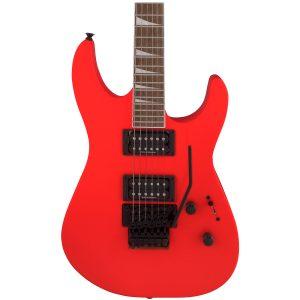Jackson SLX DX Soloist Serie X, Laurel Fingerboard, Rocket Red