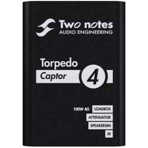 Two Notes Torpedo Captor (4 Ohms)