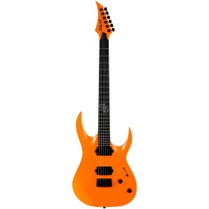 Solar Guitars A2.6ON – Orange Neon Matte
