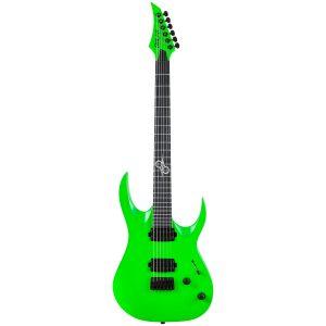 Solar Guitars A2.6GN – Green Neon Matte