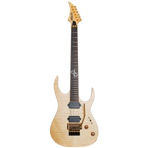Solar Guitars SB1.6FRFM – Flame Natural Matte