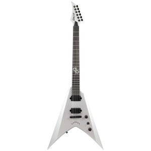 Solar Guitars V2.6MDS – Metallic Dark Silver