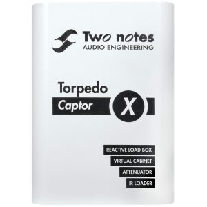 Two Notes Torpedo Captor X (16 Ohms)
