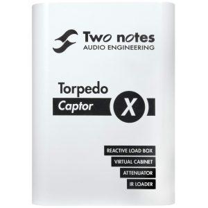 Two Notes Torpedo Captor X (8 Ohms)