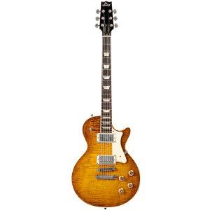Heritage Standard H-150 Electric Guitar con Case, Dirty Lemon Burst (Artisan Aged)