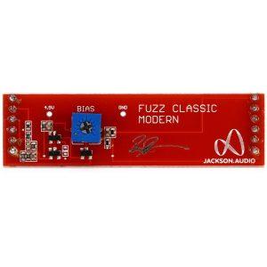 Jackson Audio Plugin Fuzz Classic/Modern para el Pedal Modular Fuzz