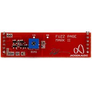 Jackson Audio Plugin Fuzz Page Mark II para el Pedal Modular Fuzz