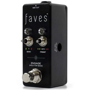 Chase Bliss Faves Presets Controller