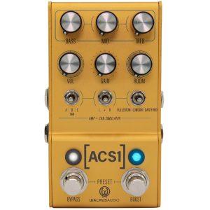 Walrus Audio MAKO Series ACS1 Amp + Cab Simulator