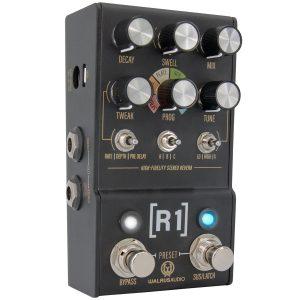 Walrus Audio MAKO Series R1 High-Fidelity Stereo Reverb