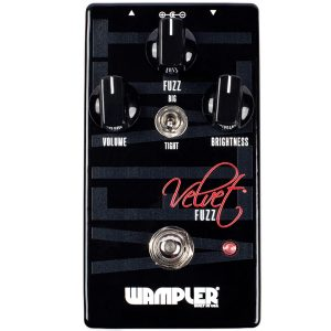 Wampler Velvet Fuzz