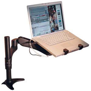 Gator Cases Gator 360 Degree Articulating DJ Arm (Desk Mount)