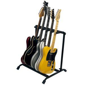 Gator Frameworks Rok-it 5x Collapsible Guitar Rack