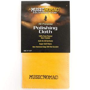 Music Nomad MN200 – 100% Flannel Polishing Cloth