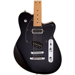 Reverend Guitars Buckshot – Midnight Black