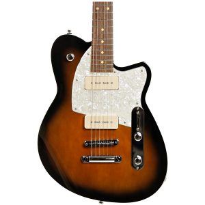 Reverend Guitars Charger 290 – Coffee Burst