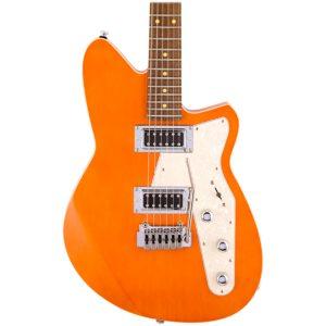 Reverend Guitars Jetstream RB – Rock Orange