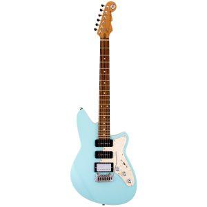 Reverend Guitars Six Gun HPP – Chronic Blue