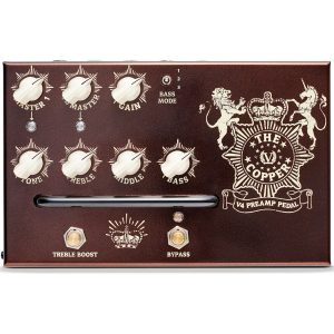 Victory Amplification V4 The Copper Preamp